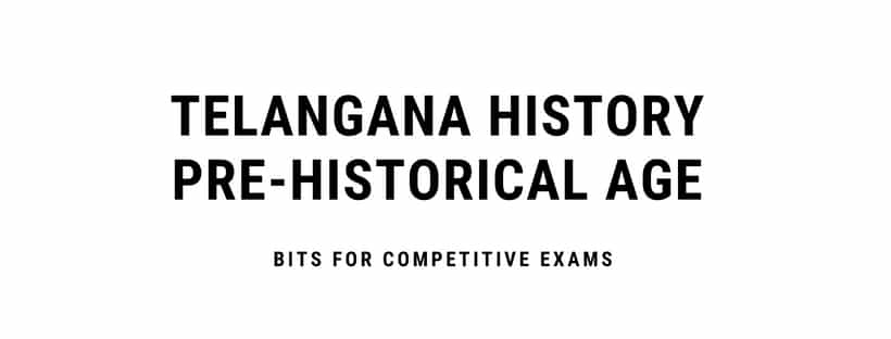 Telangana Bits For Competitive Exams