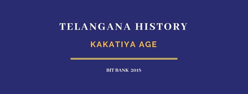 Kakatiya Dynasty Rulers