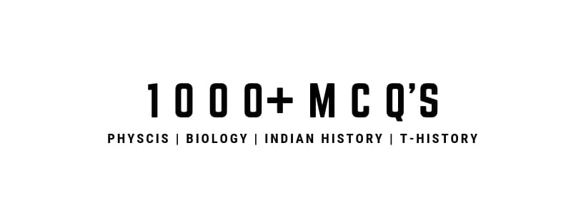 MCQ Bit Bank for Exams | RRB Mock Test Papers Download | 1000+ Bits