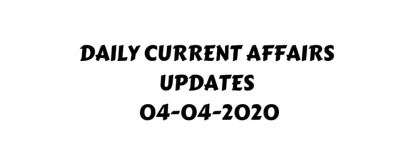 daily current affairs online