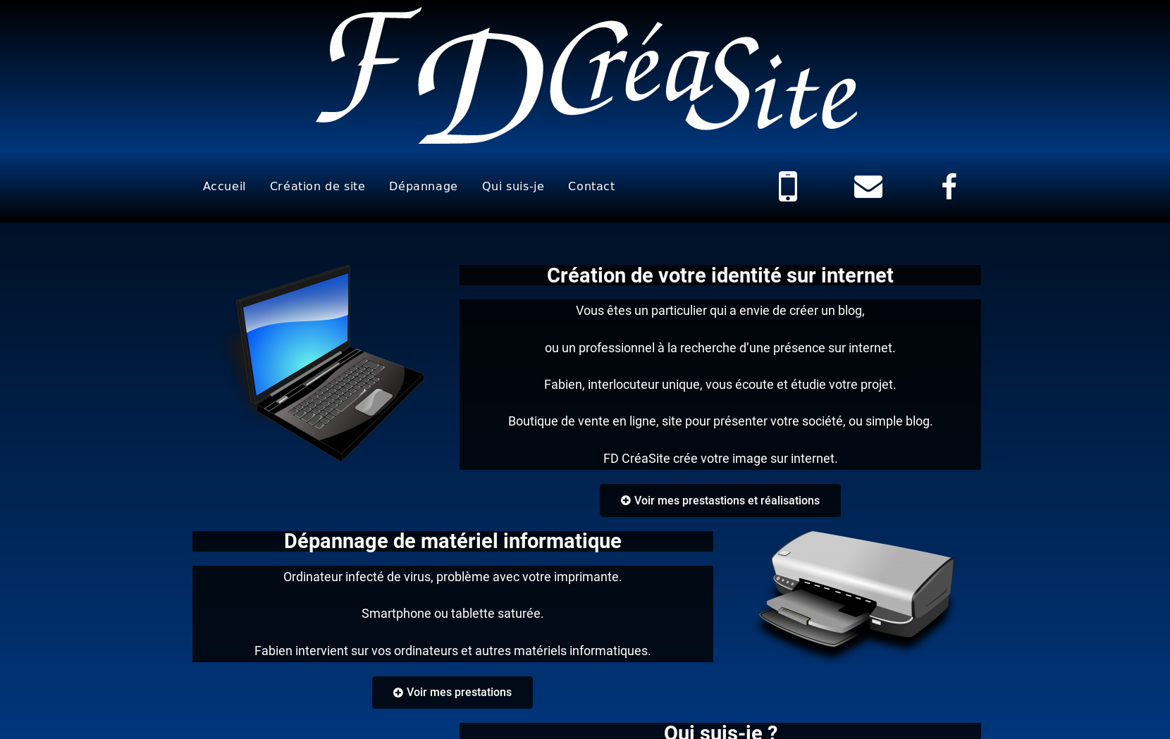 Site FDCreaSite