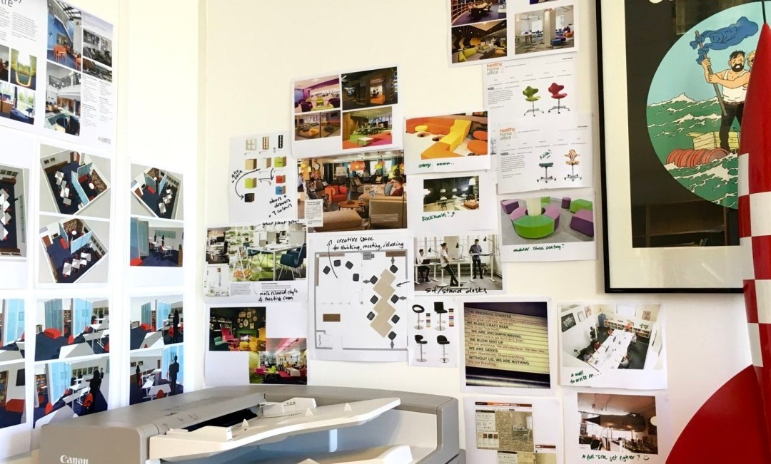 How to design a happy, productive workplace