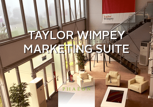 Taylor Wimpey – Marketing Suite