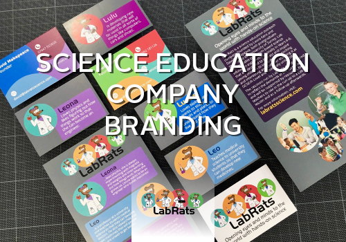 Science Education Company – Branding