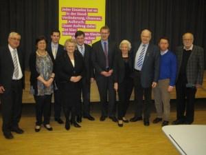 in FDP-Region Kassel erneut in Fuldatal: Beeindruckender Neujahrsempfang