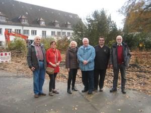 in Flüchtlings-Unterbringung in Fuldatal – FDP informiert sich.