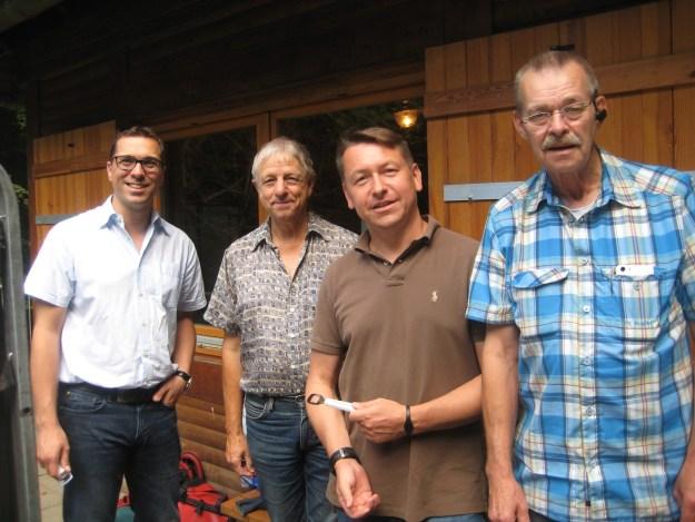 in Gemeinsam für Fuldatal: FDP in Zusammenarbeit beim diesjährigen Waldfest