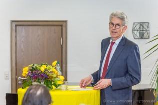 Uwe Klein, Orts- und Fraktionsvorsitzender.