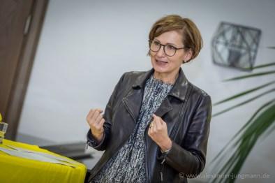 Bettina Stark-Watzinger, Mitglied des Deutschen Bundestages und Generalsekretärin der Freien Demokraten in Hessen.