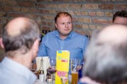 Dirk Stender, Ortsvorsitzender der FDP Neu-Isenburg.