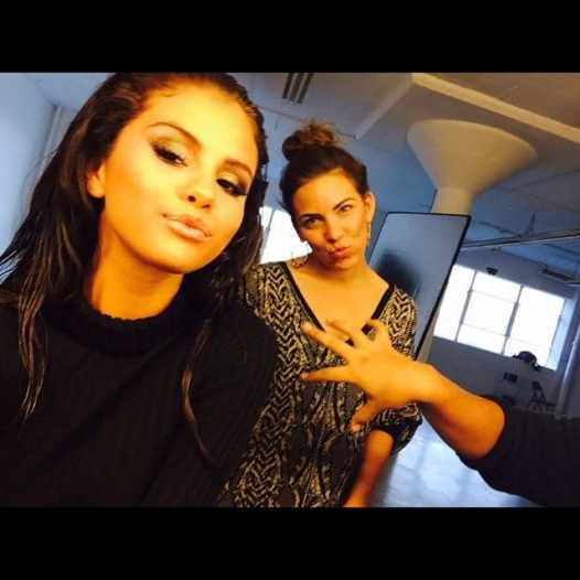 Selena Gomez at FD Photo Studio (2)