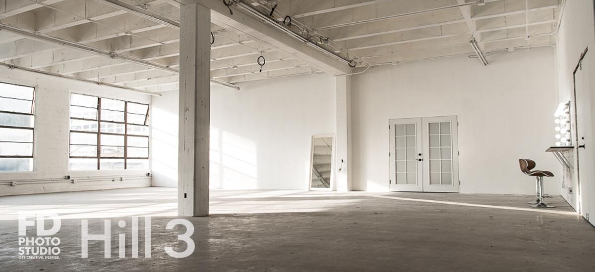 Rent Photo Studio Los Angeles Hill 3 natural light loft