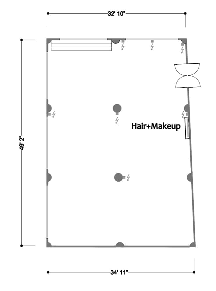 FD Studios - Art 1 - floor plan