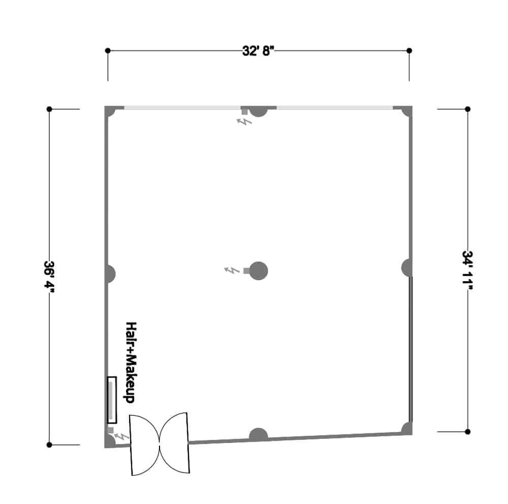 FD Studios - Art 2 - Floor Plan