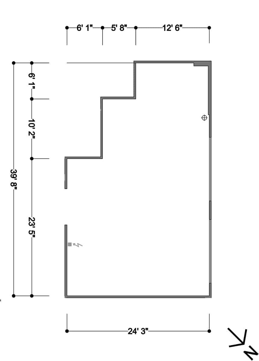 FD Studios - Hill1 - floor plan