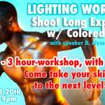 How to Shoot Long Exposures with Colored Gels: Workshop -