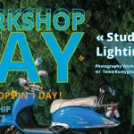 "WORKSHOP DAY: ""Studio Lighting 101"" w/ Toma Kostygina & Model -"