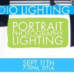 Studio Lighting 102 : Portrait Photography Lighting -Workshop, pro stage I, photography class, photographer, paid photography, Model, FD photo studio, DTLA, Class