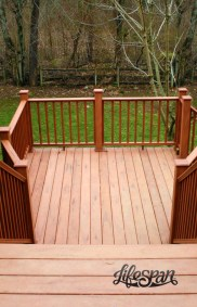 Lifespan Steel Framed Deck - Composite Deck