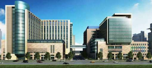 Washington University Medical Center Campus Renewal, BJH North Building & SLCH Expansion