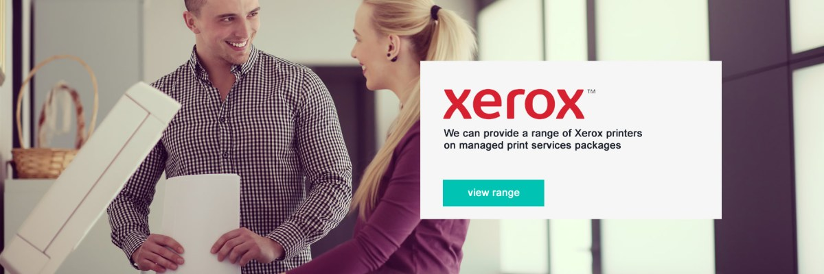 Xerox Managed Print Services Partners