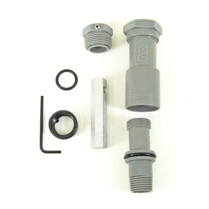 s1400 1 4 all tub spout attachment kit
