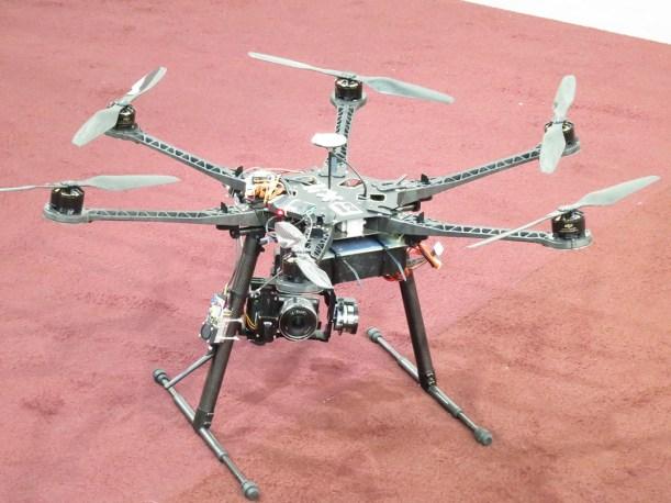 Chopper RC cam