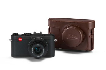 Leica X2 Black + ever rady case