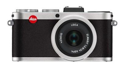 Leica X2 Silver front