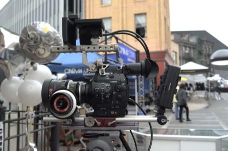 Movcam accessories for Canon C300
