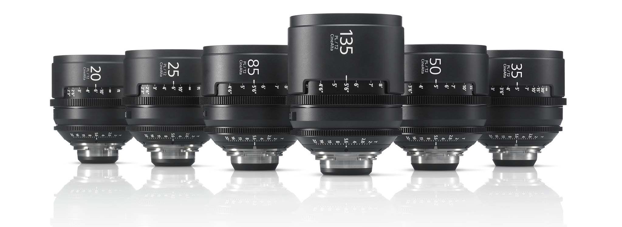Sony-new-PL-mount-prime-lenses