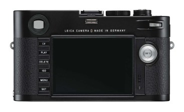 FDTimes-Leica M black_back