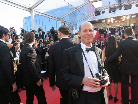 New Leica M with EVF on the Red Carpet