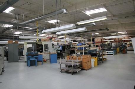 J. L. Fisher Machine Shop