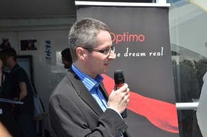 Pierre Andurand, President & CEO of Angenieux