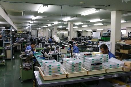 Manufacturing highspeed cameras