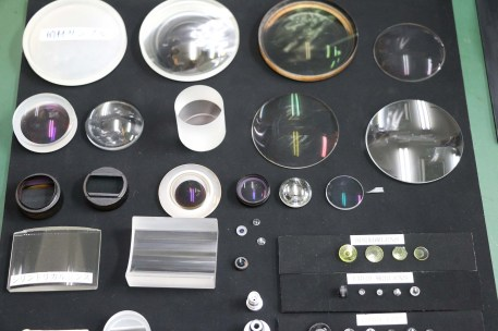Lens elements made by NAC