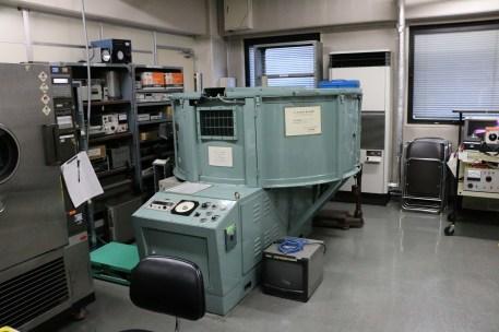 high-G centrifuge test machine