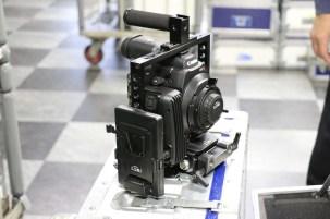 Canon Cage - camera right side