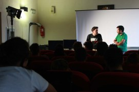 Cinematography Masterclass with Krum Rodriguez (BAC) interviewed by Artistic Director Vincenzo Condorelli (AIC)