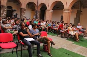 """Students attending the """"Masters of Light"""" tribute to Tonino Delli Colli (AIC, ASC) and Franco Delli Colli (AIC)"""