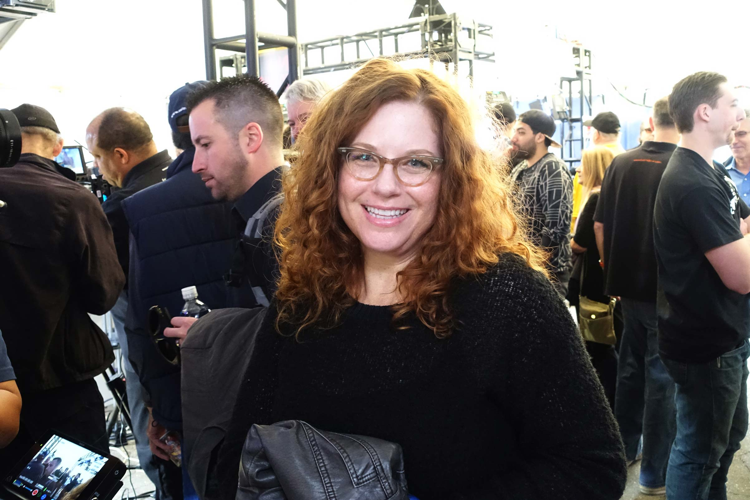 Alanna Berkson from Preston Cinema