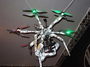 More drones