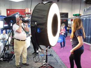 Chimera 4' Ring light