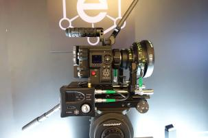 ET Lens Control Unit on RED Weapon