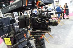 Codex V-RAW Recorder for Panasonic VariCam 35