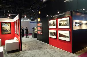 Still Moving Pictures at Leica booth