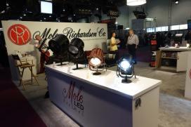 Mole LED Fresnels