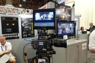 Cooke /i on Transvideo CineMonitorHD