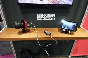 Birger Engineering Canon lens control